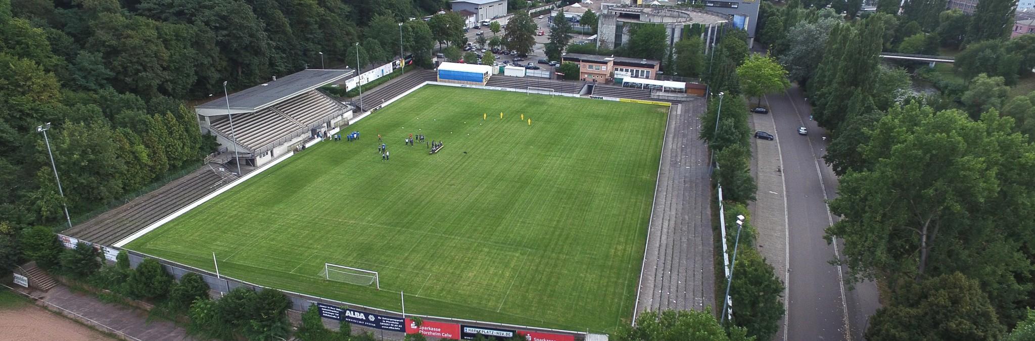 Cfr Pforzheim Stadion