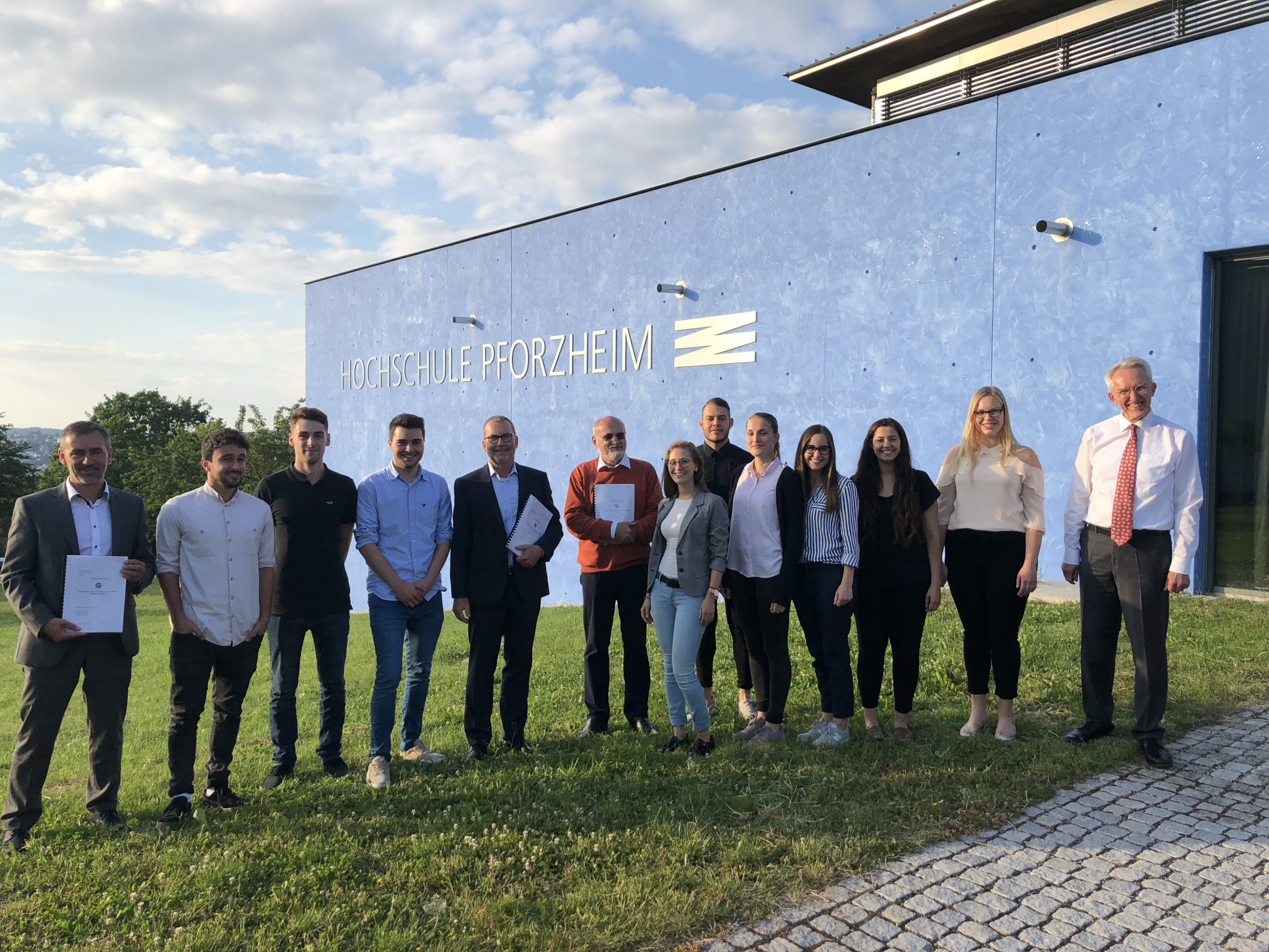 Hochschule Pforzheim erstellt Marketingkonzept für den 1. CfR