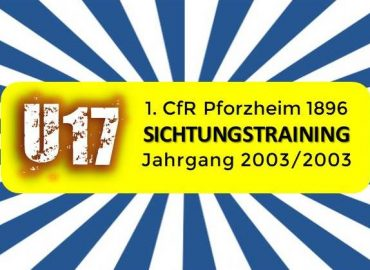 Sichtungstraining U17