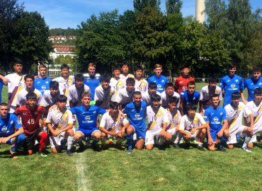 U19 gewinnt 4:1 gegen chinesisches Team