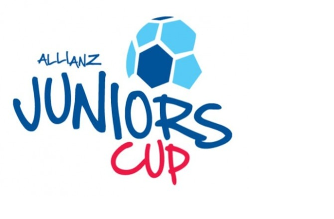 D1-Junioren beim Allianz-Juniors-Cup in München