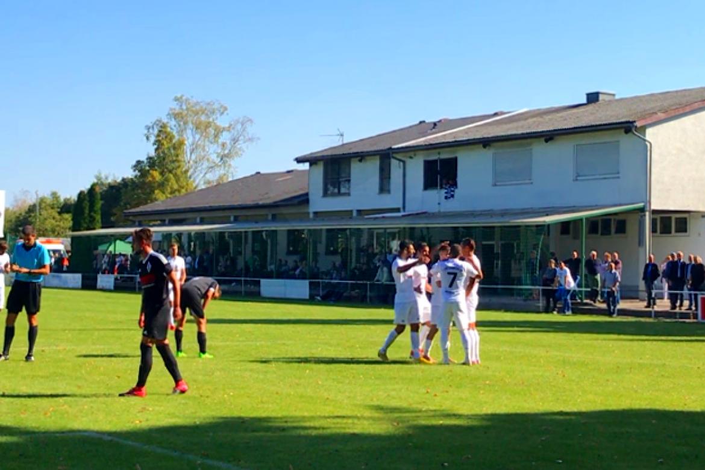 Erste Mannschaft gewinnt in Friedrichstal