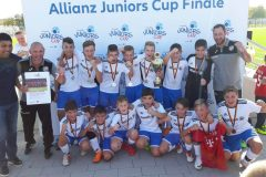 D1-Junioren gewinnen Allianz Juniors Cup