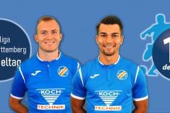2 CfR-Spieler in FuPa-Elf der Woche gewählt