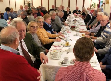 Schöne Tradition:  CfR Advents-Café