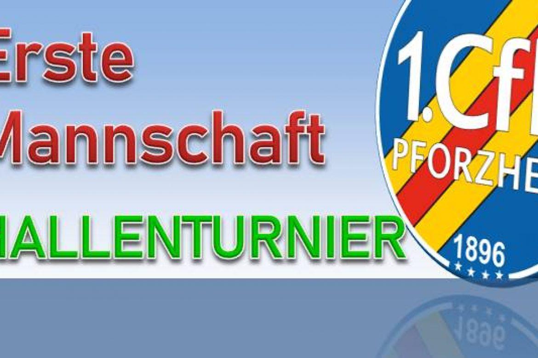 1. CfR beim Hahn-Cup des SV Büchenbronn