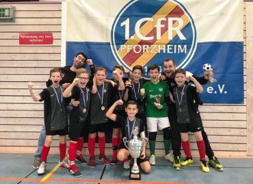 Normannia Gmünd gewinnt U11 3-Königs-Turnier