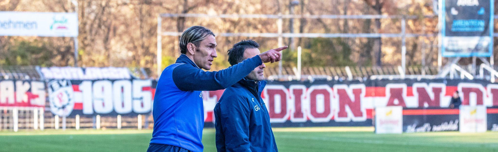 1. CfR verlängert mit Trainerteam