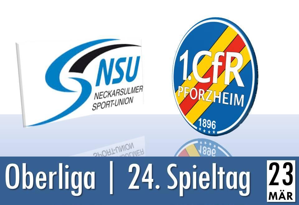 23.03. – Auswärtsspiel in Neckarsulm
