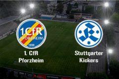 Stuttgarter Kickers: Spielverlegung