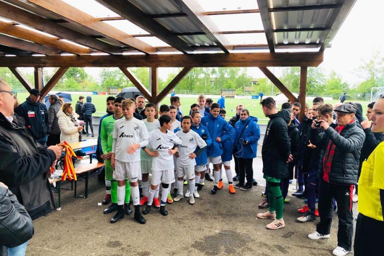 U14-Junioren kommen im U15-Kreispokal bis ins Finale