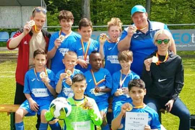 Meisterschaft für U12 Junioren