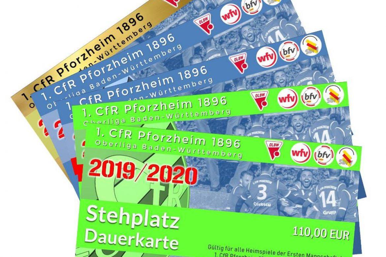 Dauerkarten-Vorverkauf startet