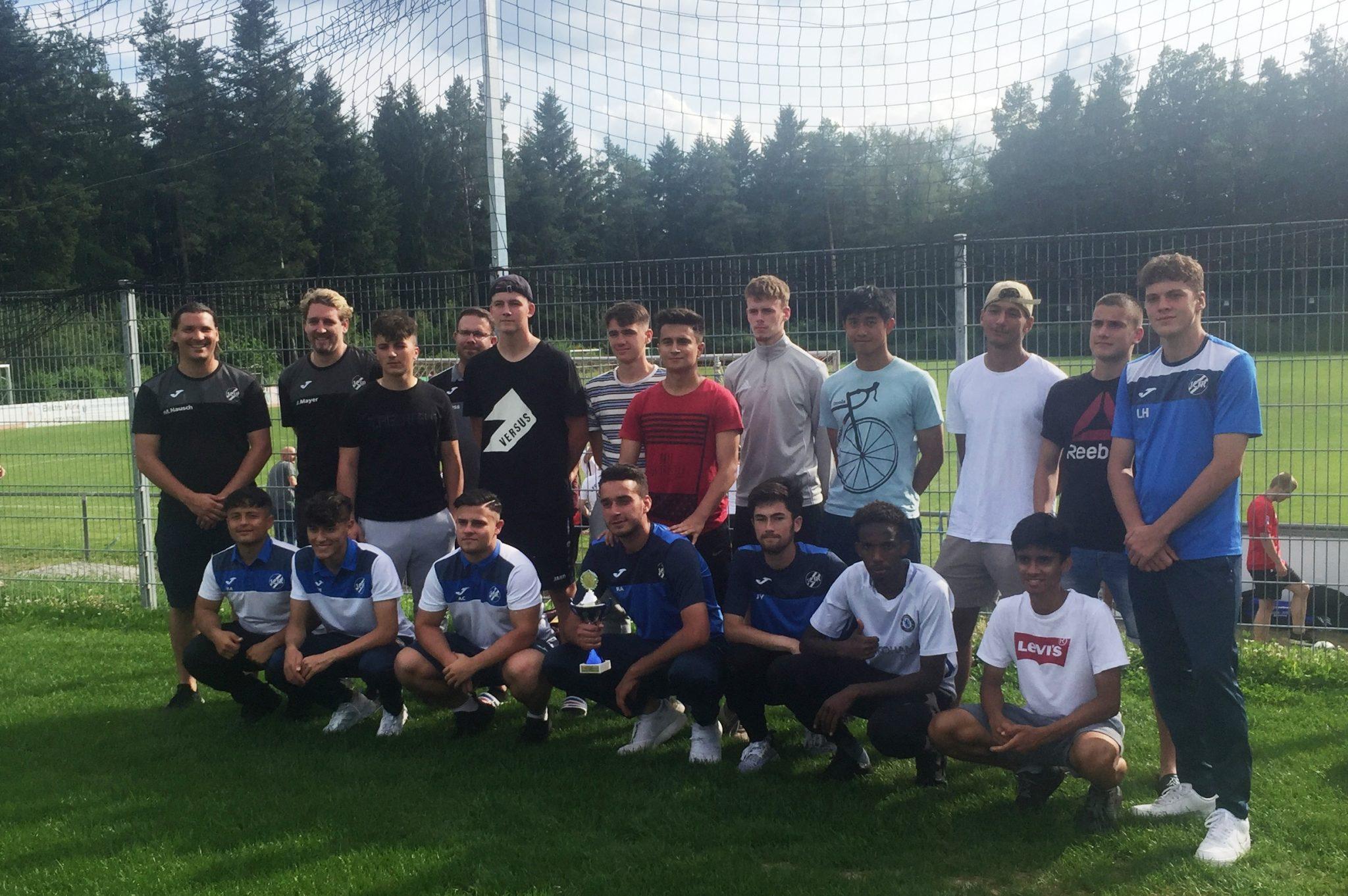 CfR U19 gewinnt EDEKA-Berger Cup