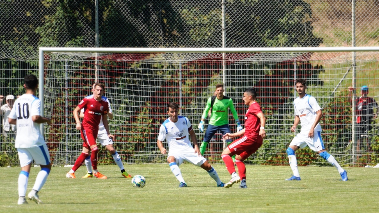 Fehlstart: 1. CfR verliert beim Freiburger FC