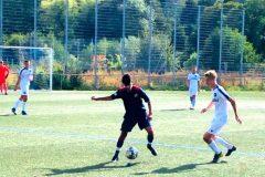 U15 gewinnt zweikampfgeprägtes Spiel
