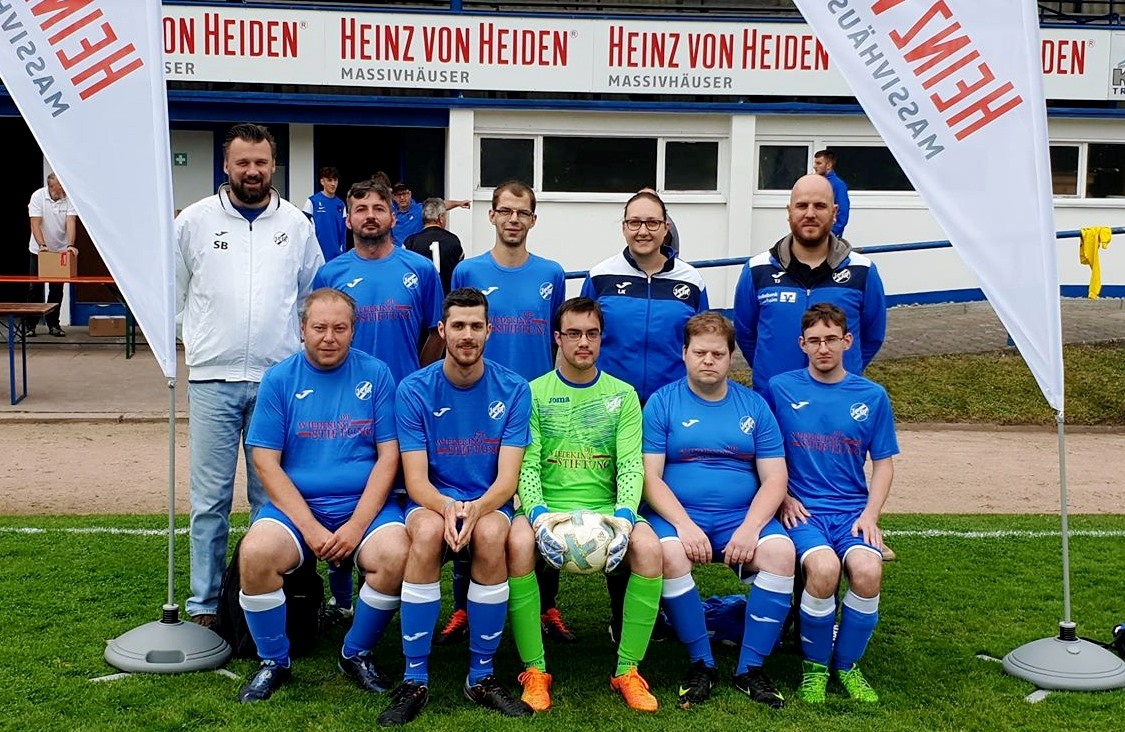 5. Platz für CfR II beim Turnier in Kuppenheim