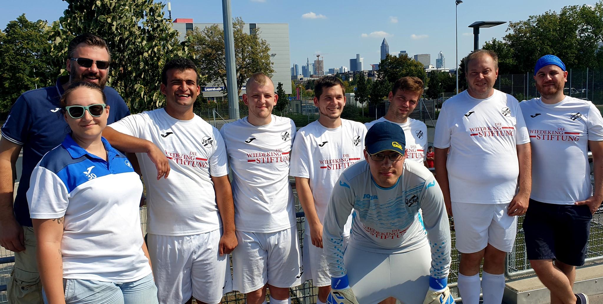 Inklusionsteam holt 3. Platz beim Turnier in Frankfurt