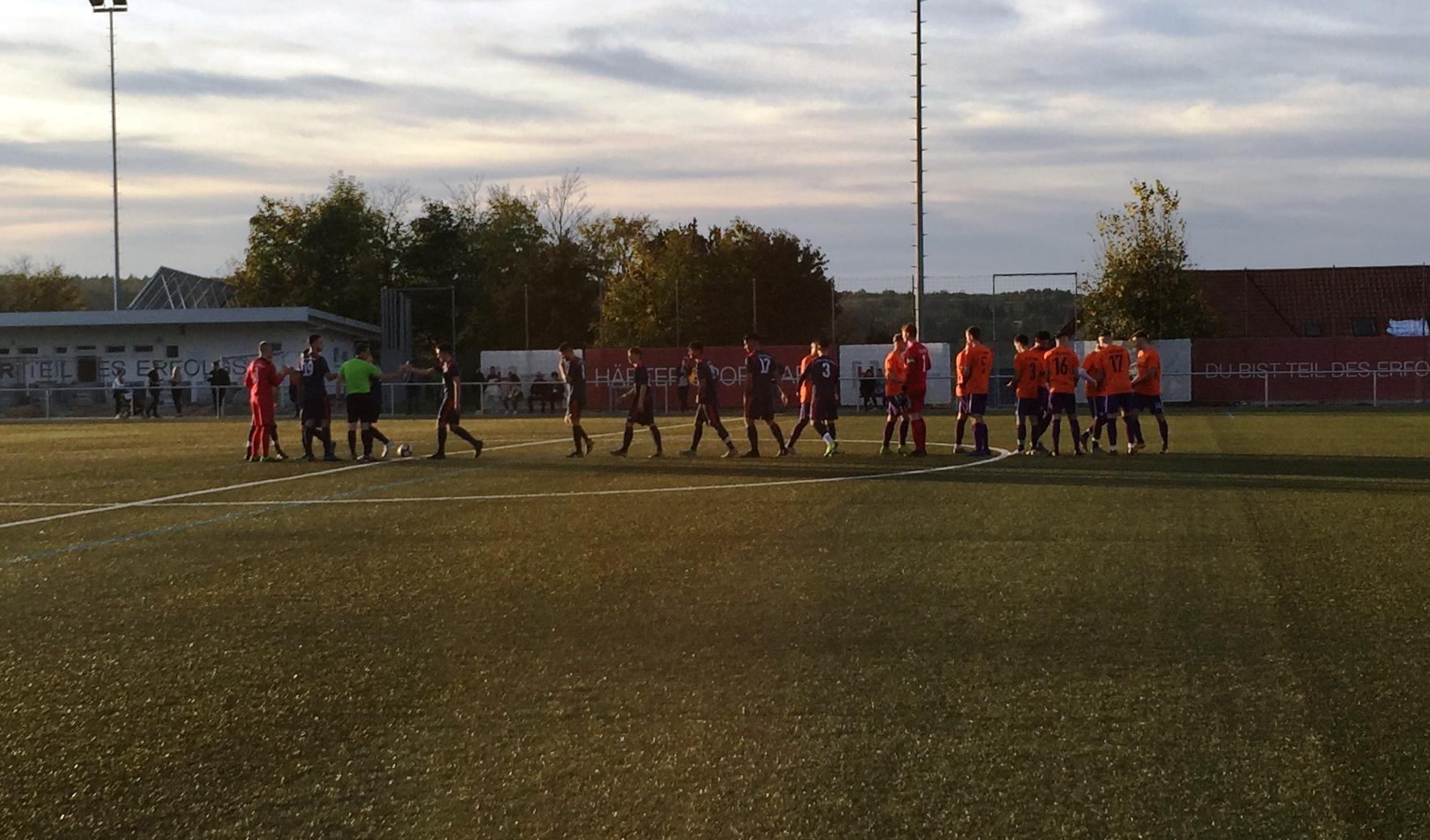 U19: 4:2 Auswärtsniederlage im Derby gegen Nöttingen