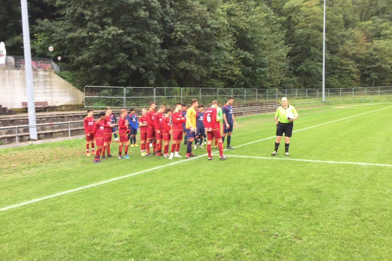 U19: Nichts zu holen bei der SG Diehlheim