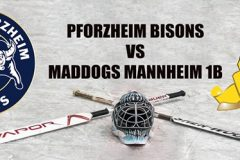 CfR Bisons besiegen die Mad Dogs deutlich