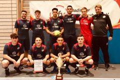 U19 feiert Hallenkreismeisterschaft
