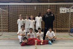 E-Junioren sichern sich Turniersieg