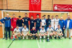 U19 mit 2. Platz beim A-Jugend Turnier des VfL Nagold
