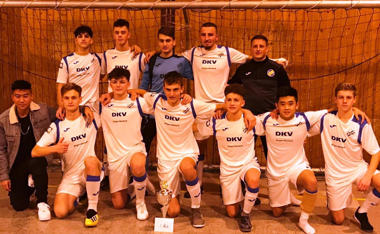 U17 gewinnt Turnier in Rastatt