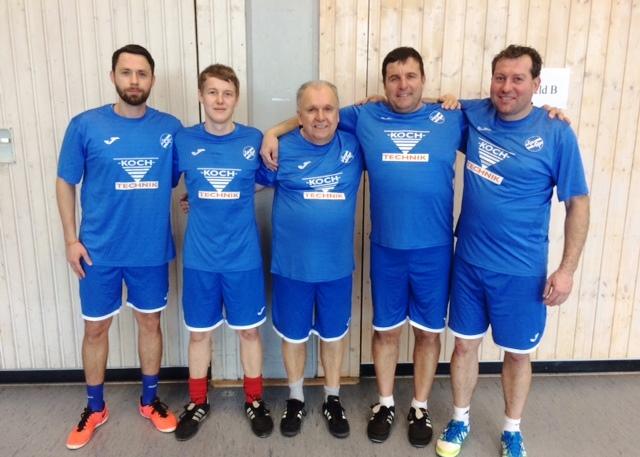 1. CfR gewinnt Schnürles-Turnier des FC Ispringen