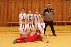 1. CfR U9 gewinnt U10-Turnier der PSG Pforzheim