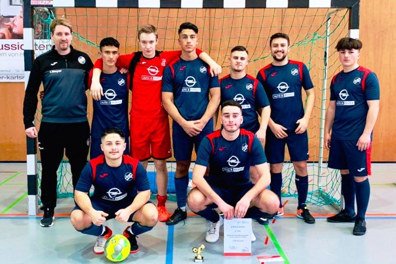 U19 erreicht 4. Platz bei den Badischen Futsalmeisterschaft 2019/2020